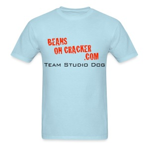 Team Studio Dog Men's T-Shirt - Men's T-Shirt