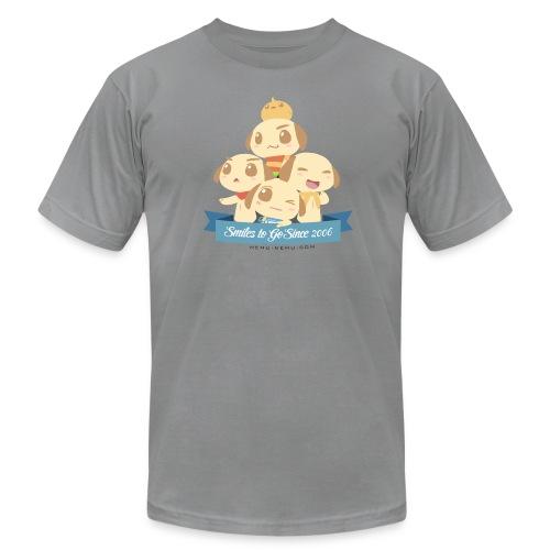 Smiles to Go - Unisex AA - Men's Fine Jersey T-Shirt