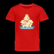Baby & Toddler Shirts ~ Toddler Premium T-Shirt ~ Smiles to Go - Toddlers