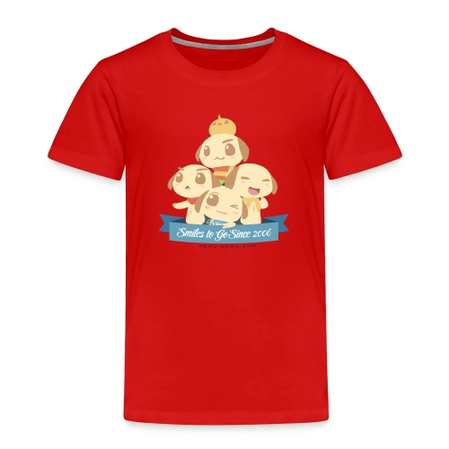 Smiles to Go - Toddlers - Toddler Premium T-Shirt