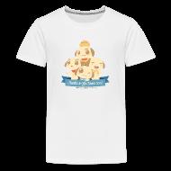 Kids' Shirts ~ Kids' Premium T-Shirt ~ Smiles to Go - Kids