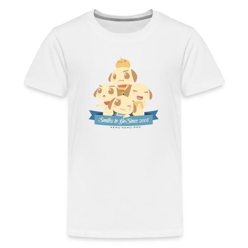 Smiles to Go - Kids - Kids' Premium T-Shirt