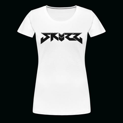 womens skuzz - Women's Premium T-Shirt