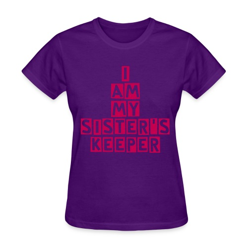 MY SISTERS KEEPER - Women's T-Shirt