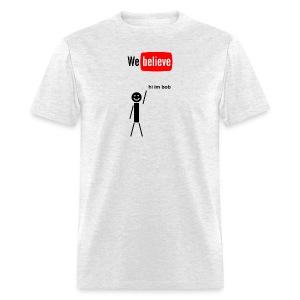 Hi I'm Bob - Men's T-Shirt