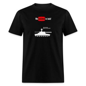 Bob Has A Tank - Men's T-Shirt