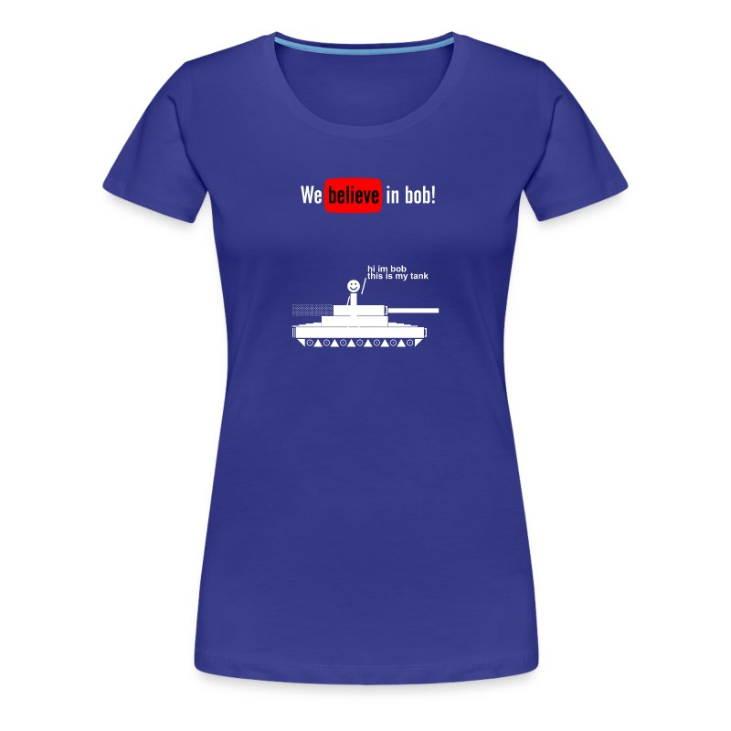 Premium Womens Bob Shirt - Women's Premium T-Shirt