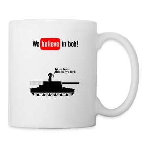Bob Coffee Mug - Coffee/Tea Mug