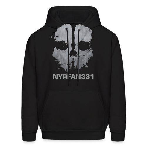 NYRFAN331 Ghosts Hooded Sweatshirt - Men's Hoodie