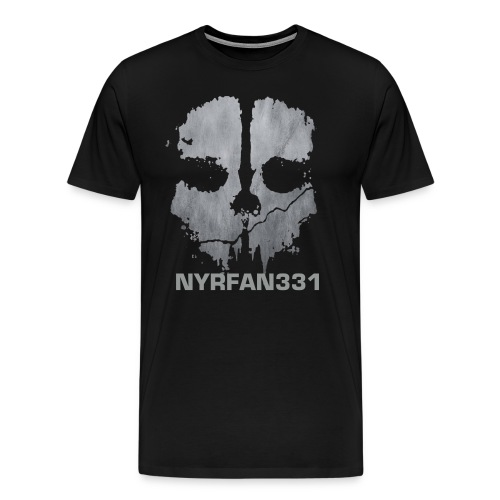 Ghosts-NYRFAN331 T-shirt - Men's Premium T-Shirt