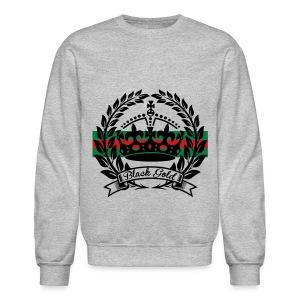 ***BRAND NEW *** BLACK GOLD SWEATSHIRT - Crewneck Sweatshirt