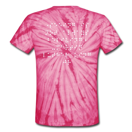 Seeing Is Not Always Believing  - Unisex Tie Dye T-Shirt
