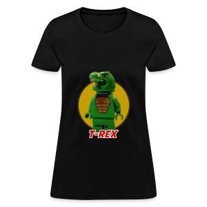 Women's T-Rex T-shirt - Women's T-Shirt