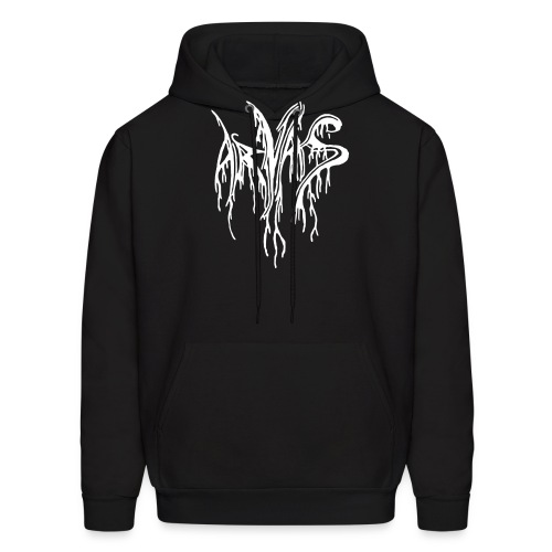 ARVAS INTO THE REALM HOODIE WHITE - Men's Hoodie