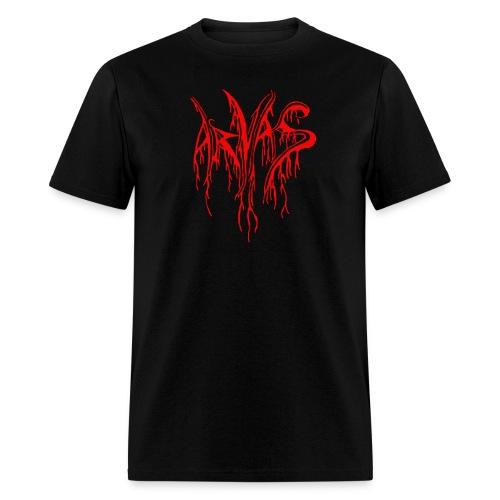 ARVAS RED LOGO...T-SHIRT - Men's T-Shirt