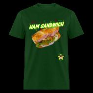 T-Shirts ~ Men's T-Shirt ~ Ham Sandwich