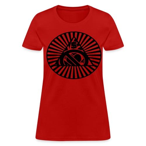 Seek money not love womens tee - Women's T-Shirt