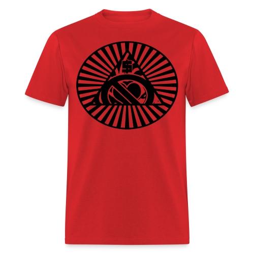 Seek money not love Mens tee - Men's T-Shirt