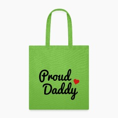 Proud Daddy Bags & backpacks
