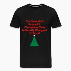 family_best_gift_around_the_tree3 T-Shirts