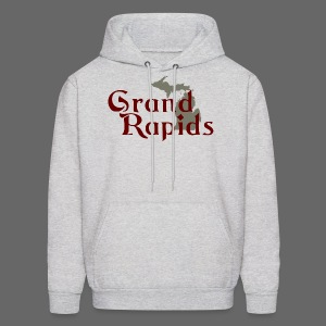 Grand Rapids - Men's Hoodie