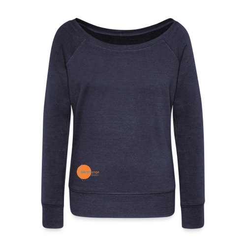 Sun & Moon - Hip - Women's Wideneck Sweatshirt