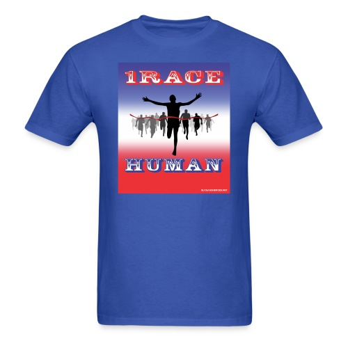 1RACE - Men's T-Shirt