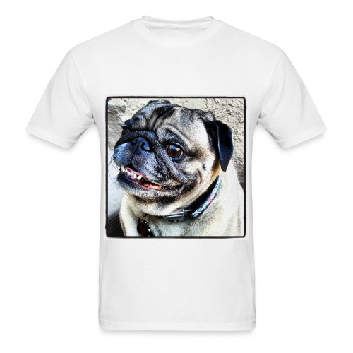 Pug Tee - Men's T-Shirt
