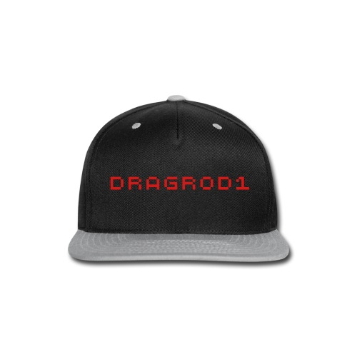 DRAGROD1 Hat - Snap-back Baseball Cap