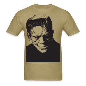 Frankenstein Men's T-Shirt - Men's T-Shirt