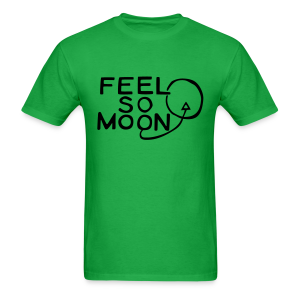 Feel So Moon Black V1.1 Standard T - Men's T-Shirt
