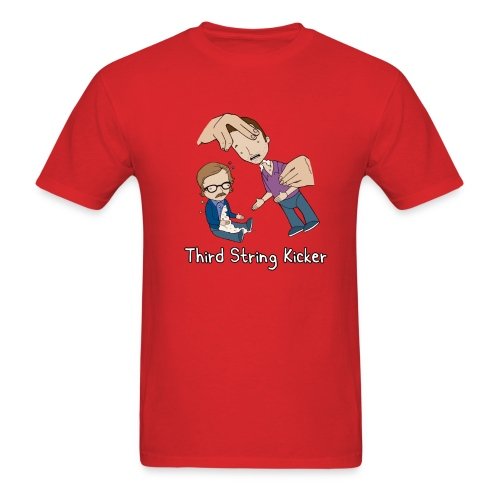 Men's T-Shirt TSK Poster - Men's T-Shirt