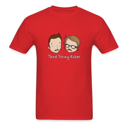 Men's T-Shirt TSK Logo - Men's T-Shirt