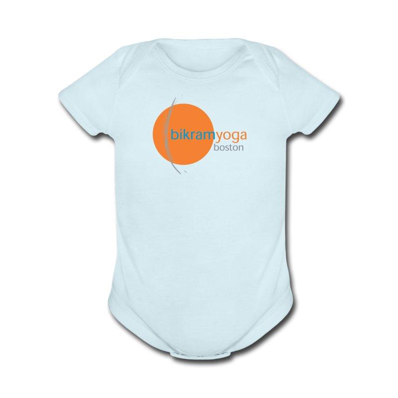Sun & Moon - Baby - Short Sleeve Baby Bodysuit