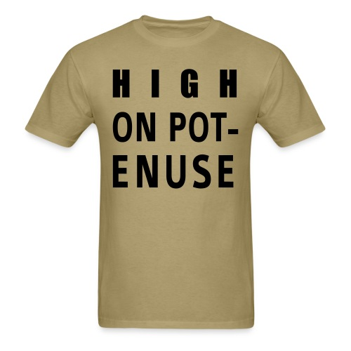 Change Any Color High - Men's T-Shirt