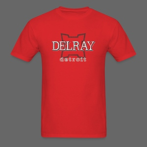 Delray, Detroit - Men's T-Shirt