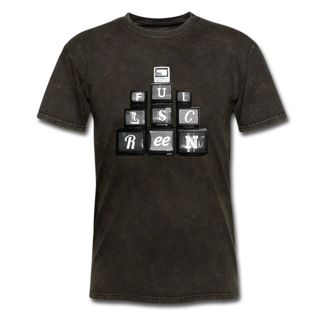 Fullscreen TVs Men's T-Shirt