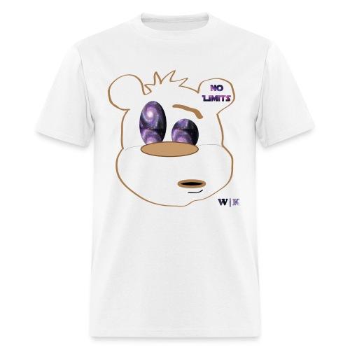 No Limits Teddy Bear T-Shirt - Men's T-Shirt