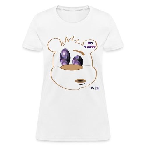 No Limits Teddy Bear Women's T-Shirt - Women's T-Shirt