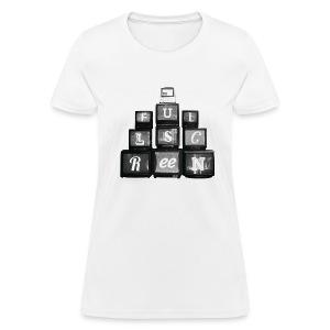 Fullscreen TVs Women's T-Shirt - Women's T-Shirt