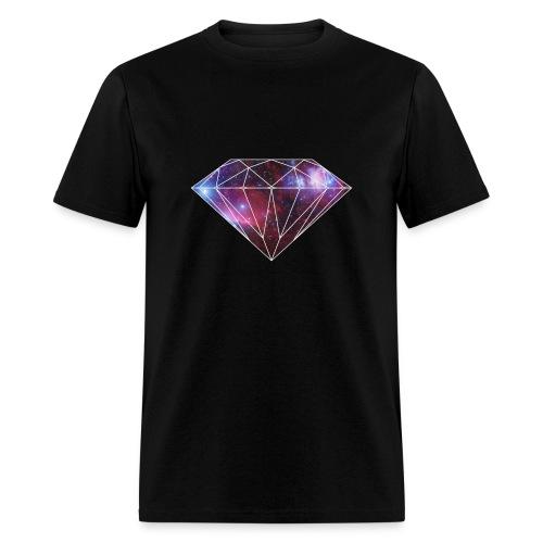 Galaxy Diamond T-Shirt - Men's T-Shirt