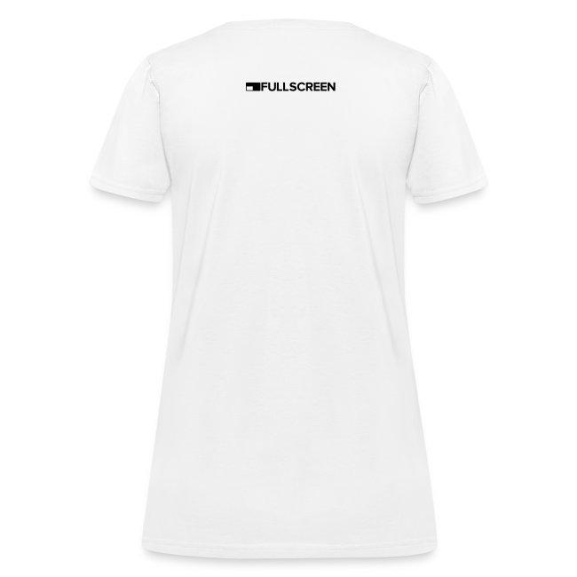"""""""Heart Video"""" Women's T-Shirt"""
