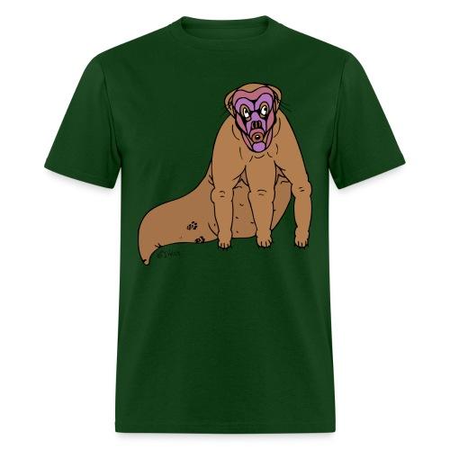 Pugmonkey - men - Men's T-Shirt