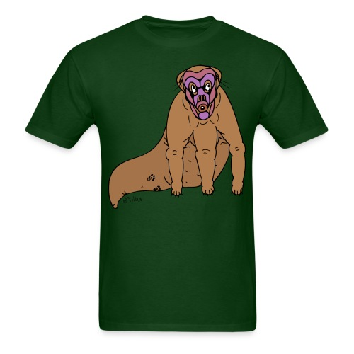 Pugmonkey - men - Men's T-Shirt