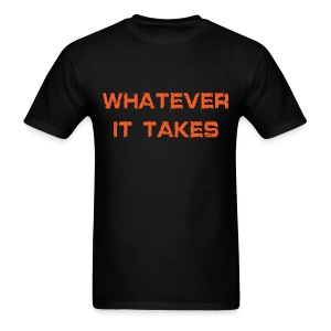 Official Orange & Black Men's Shirt for San Francisco Giants - Men's T-Shirt