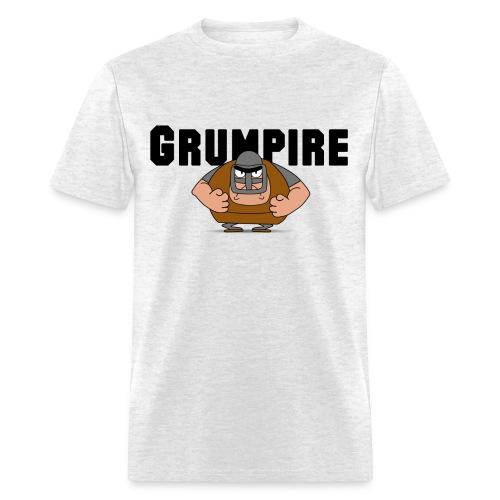 The Grumpire - Men's T-Shirt