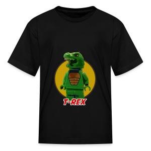 Kid's T-Rex T-shirt - Kids' T-Shirt