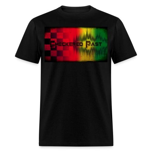 Checkered Past (Ska/Reggae/Punk)  - Men's T-Shirt