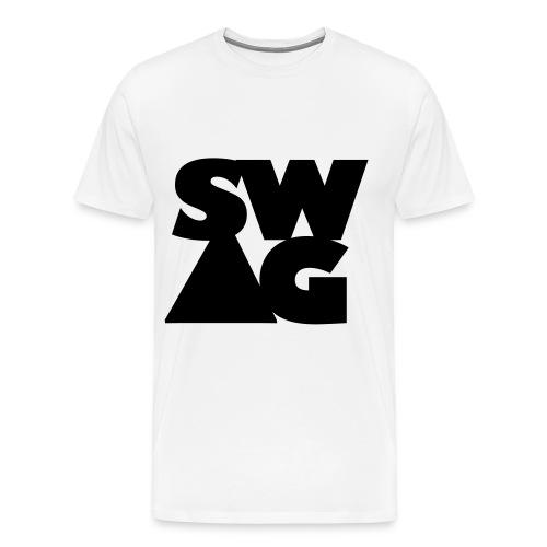 SWAG-IT-OUT - Men's Premium T-Shirt