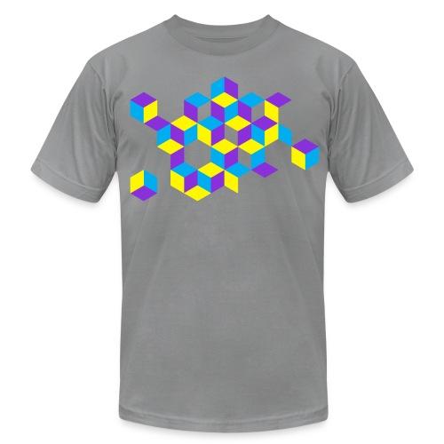 Kubik Sphere - Men's Fine Jersey T-Shirt